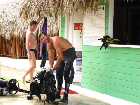 Scubaquatic Portillo las Terrenas Samana,Dominikanische Republik