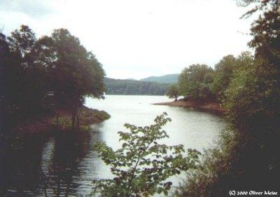 Edersee,Waldeck,Hessen,Deutschland
