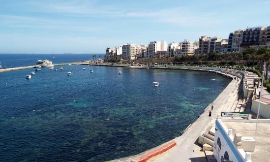 St. Paul´s Bay, Hafenbecken Gillieru, Malta, Malta - Hauptinsel