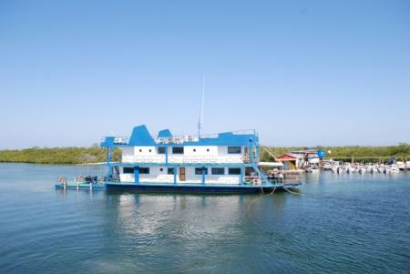 Avalon Dive Center,Jardines de la Reina,Kuba