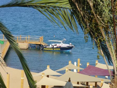 Poseidon Divers,Hotel Le Meridien,Sinai-Nord ab Dahab,Ägypten