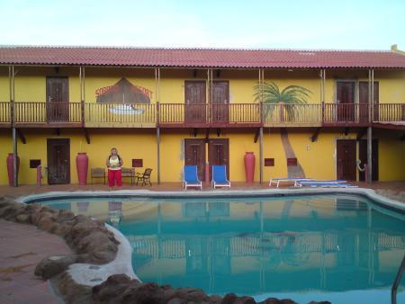 Rancho El Sobrino,Westpunt,Curaçao,Niederländische Antillen
