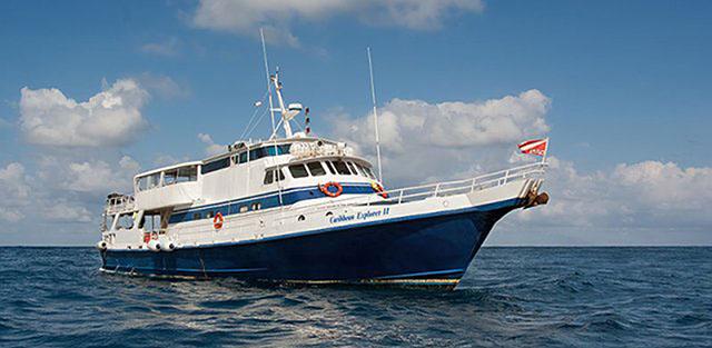 Caribbean Explorer II, Niederländische Antillen, Saba