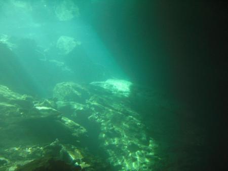Diversity diving,Mexiko