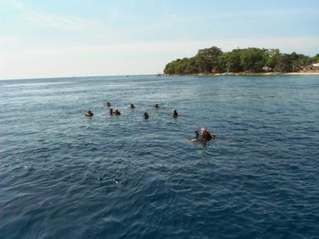 Tasik Divers,Manado / North Sulawesi,Sulawesi,Indonesien