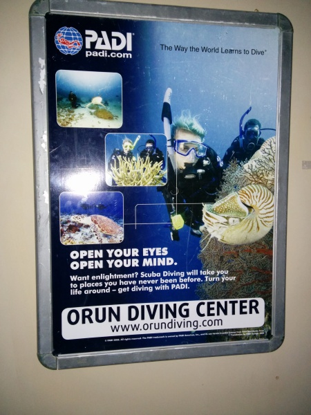 Orun Diving Center,Beldibi,Türkei