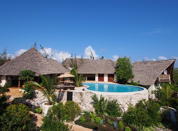 Basis, Dive Point Zanzibar, Tansania