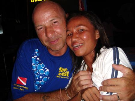 Blue Dolphin´s,Phuket,Andamanensee,Thailand