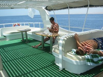 Sunshine-Divers Club Sharks Bay,Sharm El Sheikh,Sinai-Süd bis Nabq,Ägypten