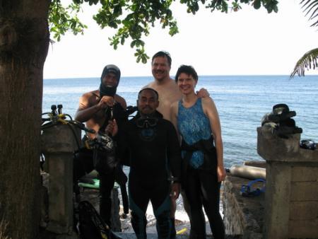 Paradise Diving Bali,Bali,Indonesien