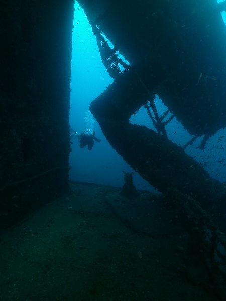 Wrack Haven (ehem. Amoco Milford Haven),Italien