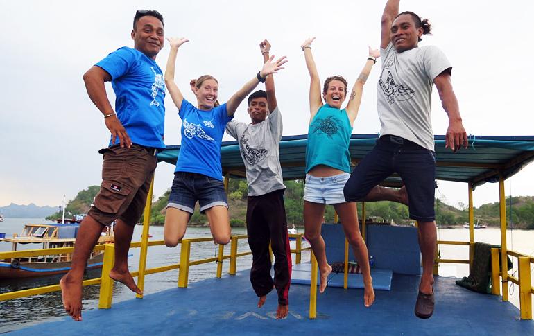 Orca Dive Club Labuan Bajo Flores, Indonesien, Allgemein