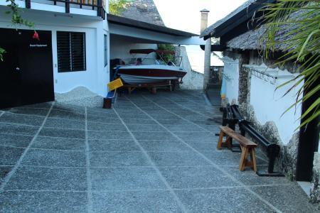 Dolphin House,Moalboal,Cebu,Philippinen