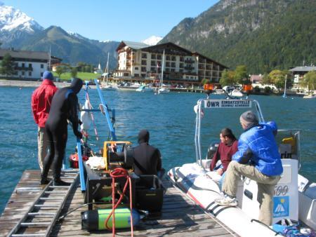 Black Divers Tirol,Österreich