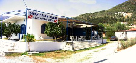 Ionian Dream Divers,Nydrion,Lefkas,Griechenland