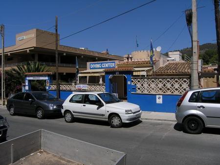 Barakuda Oktopus Diving,Paguera,Mallorca,Balearen,Spanien