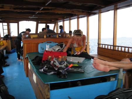 Fihalhohi,Ocean Venture Diving,Malediven