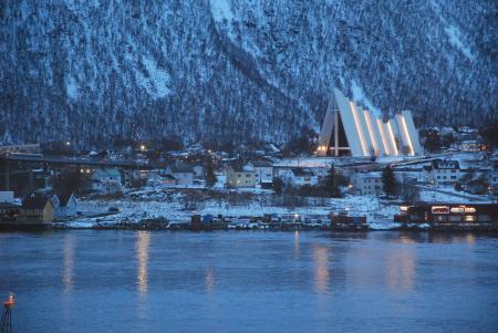 Radisson Blu Hotel,Tromsø,Norwegen