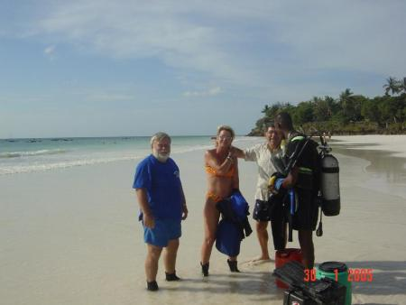 Baracuda Diving ltd.,Diani und Tiwi Beach,Südküste,Kenia