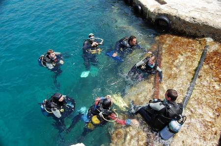 Dawn Diving,Qwara - St. Pauls Bay,Malta