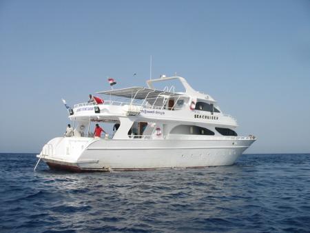 M/Y Seacruiser,Ägypten