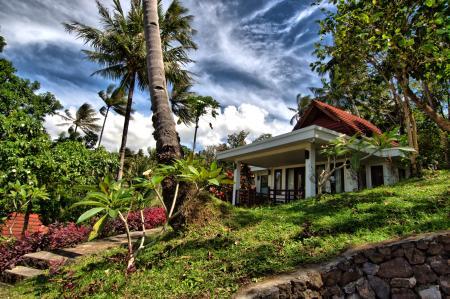 Lembeh Hills Resort,Lembeh,Indonesien