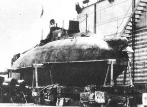 Fulton - Wels, Submarine Som Class