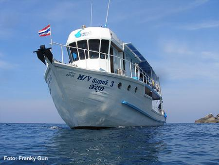 Sanuk Divers,Khao Lak,Andamanensee,Thailand