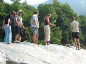 Maggia 2002, Maggia-Tal (Tessin),Schweiz