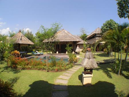 Taman Sari Cottages,Pemuteran,Indonesien