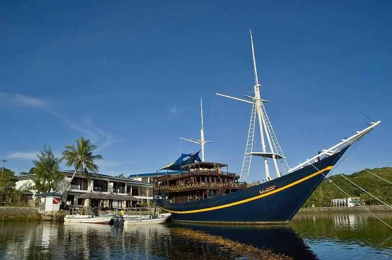 Manta Ray Bay Hotel Yap, Mikronesien