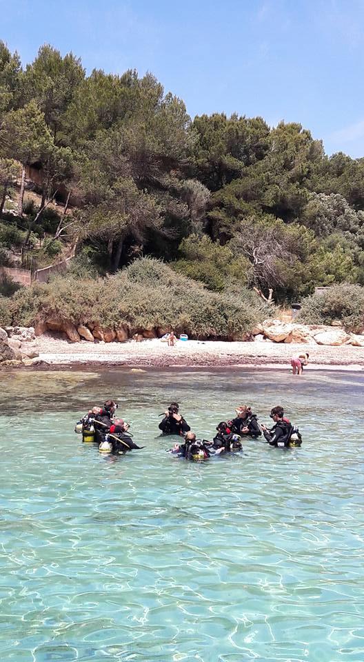 West Coast Divers Mallorca, Spanien, Balearen