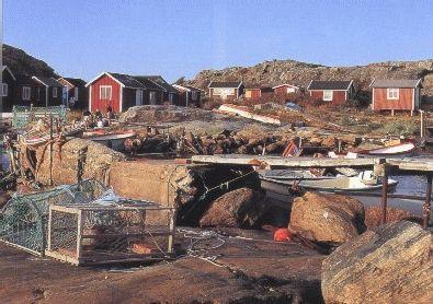 Tanumstrand bei Grebbestad,Westküste,Schweden