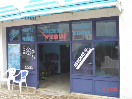 Venus Diving Center,Tunesien