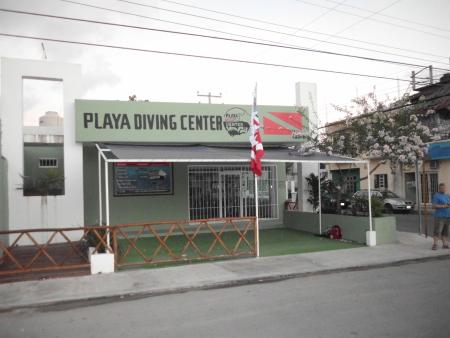Playa Diving Center,Playa del Carmen - México,Mexiko