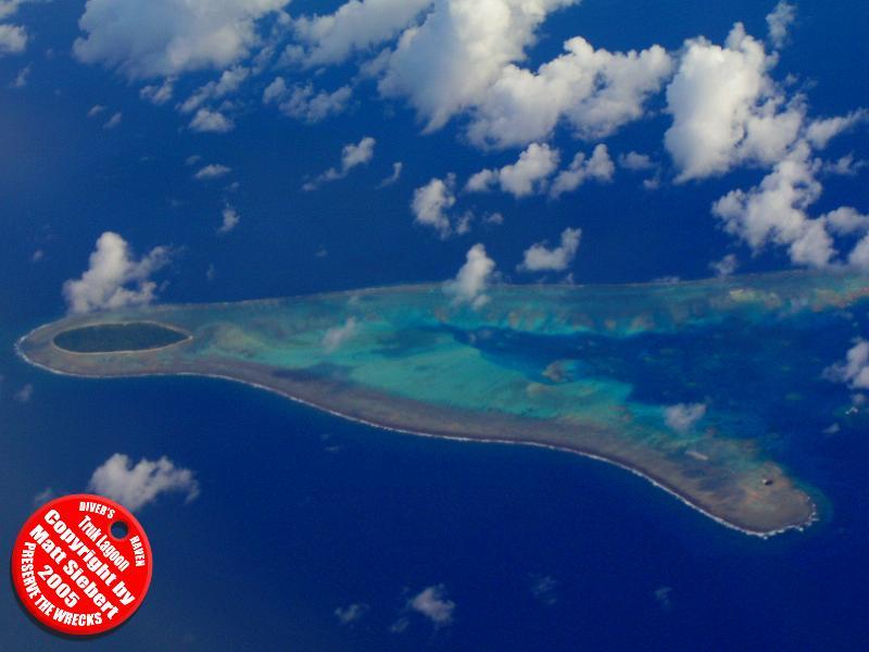 Truk Lagoon, Chuuk State (Truk Lagoon),Mikronesien
