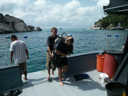 Dive Point,Koh Samui,Golf von Thailand,Thailand
