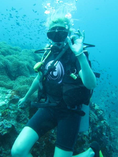 Phoenix Divers,Koh Tao,Golf von Thailand,Thailand