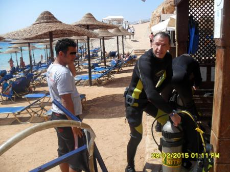 divingDiscovery - Advanced Diving Vehicle Team,Iberotel Fanare,Sinai-Süd bis Nabq,Ägypten