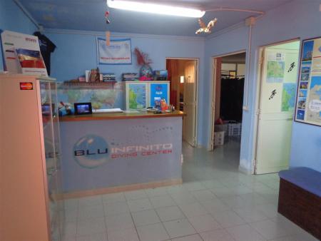 Blu Infinito Diving Center,San Teodoro (Sardinien),Sardinien,Italien