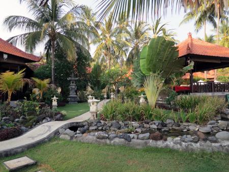 Teluk Karang Dive & Spa Resort Bali,Bali,Indonesien