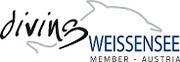 Logo diving.DE Partnerbasis Weissensee