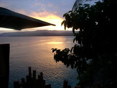Bituon-Beach Resort,Guindulman,Philippinen