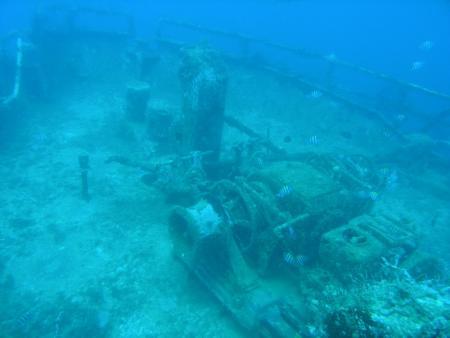 Shakem Wreck,Grenada
