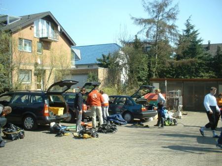 Safety Stop Divecenter Neukirchen-Vluyn,Nordrhein-Westfalen,Deutschland