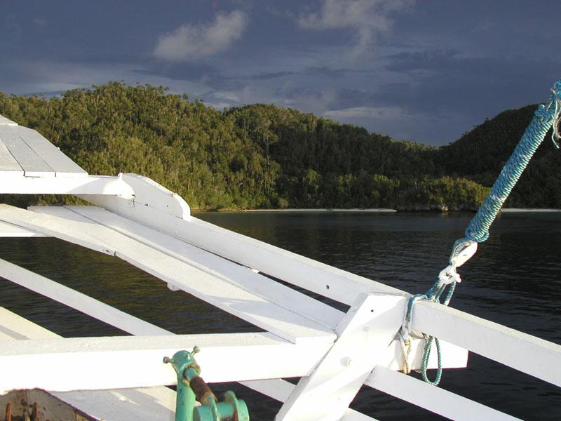 Misool / Irian Jaya - Pindito Tauchkreuzfahrt, Misool / Irian Jaya,Indonesien