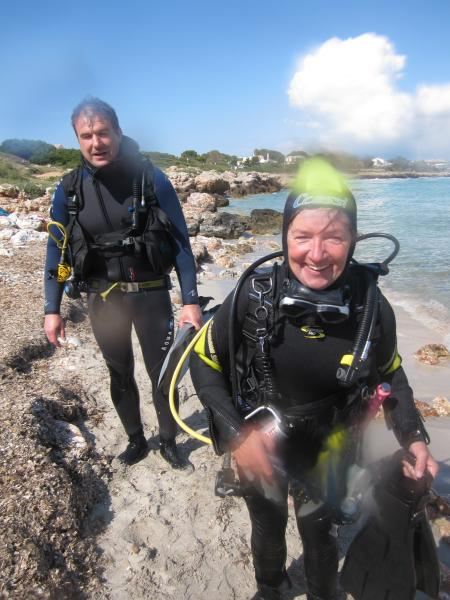 Sub Menorca,Cala En Bosch-Son Xorior,Menorca,Balearen,Spanien