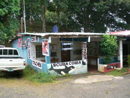 Scuba Coiba,Panama