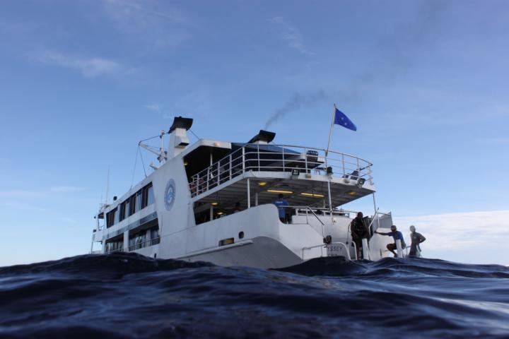 Odyssey, Mikronesien