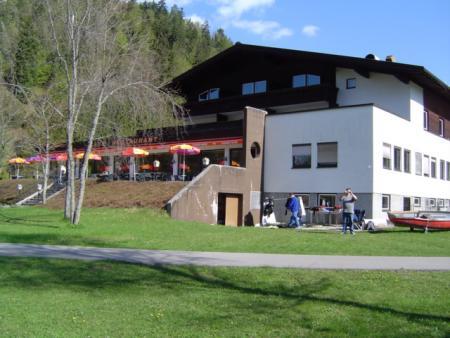 Plansee,Hotel Forelle ( Tauchplatz II ),Österreich